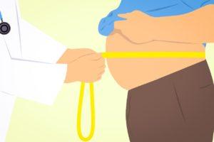 מדידה של הבטן