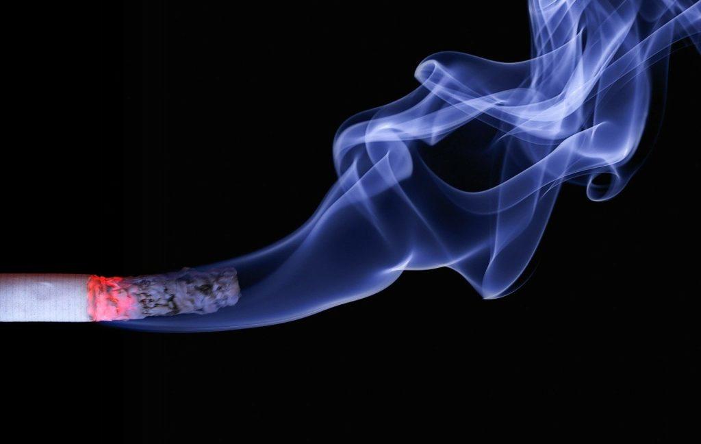 עשן של סיגריה